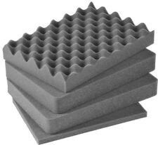 Pelican Case 1560 1561  Replacement Foam Inserts Set (4 Pieces) by Cobra