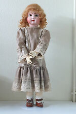STEINER   A   18     64 cm     Poupée Ancienne  Reproduction  Antique Doll