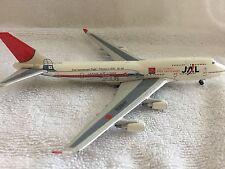 "DRAGON WINGS JAL 747 #JA8906...JAL HAWAII 50TH ANNIV ""FREE HAWAII""  - NEW IN BOX"