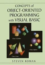 Concepts of Object-Oriented Programming with Visual Basic