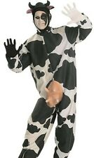 Comical Cow Costume Adult Funny Animal Humorous Bull Bovine Utters - Fast Ship -