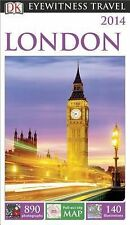 DK Eyewitness Travel Guide: London-ExLibrary