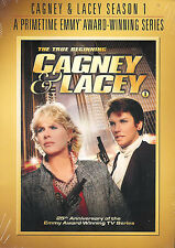 Cagney and Lacey ~ Season 1 ~ New Sealed 4-Disc DVD Box Set ~ FREE Shipping USA