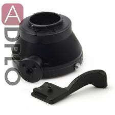 Tripod Pentax PK K Mount Lens To Pentax Q PQ P/Q Adapter For Q10 Q7 + Thumbs Up