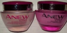 AVON ANEW VITALE  Day Cream & Night Face, Cream-BRAND NEW UN-BOXED FRESH Unisex