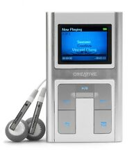 Creative Zen Sleek Photo Aluminio/Blanco (20GB) Digital Media Player