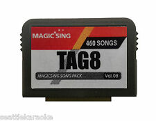 Magic Sing EnterTech Song Chip Tagalog #08 - 460 Songs