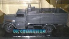 1:43 Military Model OPEL BLITZ TROOP CARRIER (Germany 1939) _ DeAgostini (37)