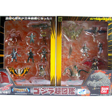 Bandai Godzilla Final Wars & 50th Anniversary Celebration - Super Chronicles Set