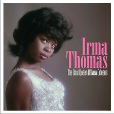IRMA THOMAS - SOUL QUEEN OF NEW ORLEANS (180 GR VINYL)  VINYL LP NEU
