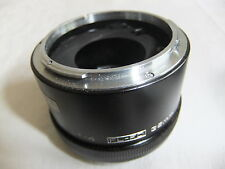 Camera lens EXTENSION TUBE auto for CANON SLR  VIVITAR AT-4 FL-FD 36 mm  ..X7
