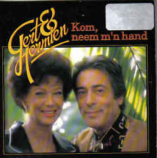 Gert&Hermien-Kom Neem Mn Hand cd single