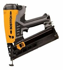 BOSTITCH GFN1564K 15 Gauge Cordless Angled FN Air Finish Nailer Nail Gun Kit