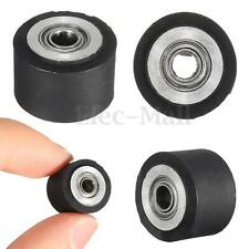 10PC Pinch Roller Wheel For Roland Vinyl Cutting Plotter 4x11x16mm Wheel Bearing