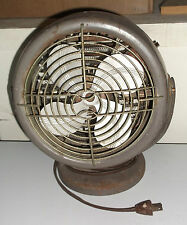 vintage Montgomery Ward Electric Space Heater / Fan combo- Model 35-DE-2149A