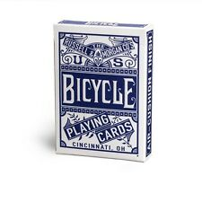 1 Deck Bicycle Chainless Blue Standard Poker Playing Cards Brand New Deck