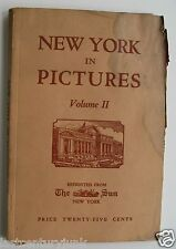Booklet For New York In Pictures Vol 2 c28 James Walker Mayor w/ Newspaper Clips