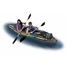NIB - Intex K2 Challenger 2 Person Inflatable River Kayak Canoe - Lake Boat NEW