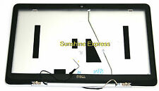 Dell XPS 15z L511z LCD Back Cover w/ Trim Bezel/Hinges/Webcam & Cables 8R78P