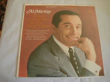"AL MARTINO ""THINK I'LL GO SOMEWHERE AND CRY MYSELF TO SLEEP"" LP ST2528 ~SEALED~"