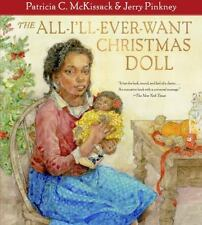The All-I'll-Ever-Want Christmas Doll-ExLibrary