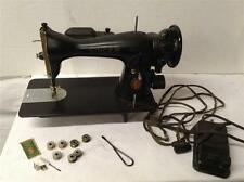 Singer Sewing Machine. Gear Driven. Model-15. Ser# A5482562. (SM-191)