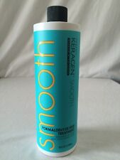Organic Keragen Smooth Keratin Formaldehyde Free Treatment 16 oz / 448 ml