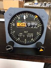 Harowe Systems DC-9 Altimeter