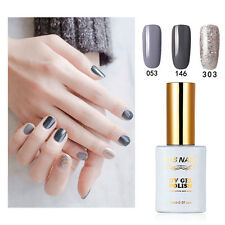 3 PIECES RS 053-146-303 Gel Nail Polish UV LED Glitter Varnish Soak Off 15ml