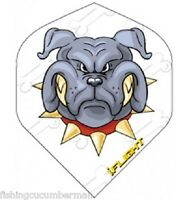 """RUTHLESS INVINCIBLE """"SPIKE """" EXTRA STRONG DART FLIGHTS"""