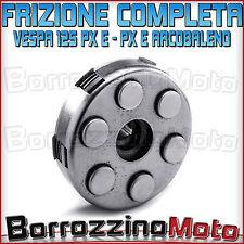 FRIZIONE COMPLETA DI DISCHI PER PIAGGIO VESPA PX E 125 ARCOBALENO Z20 DENTI
