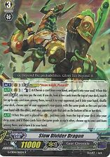 CARDFIGHT VANGUARD CARD: SLOW DIVIDER DRAGON - G-CB04/016EN R