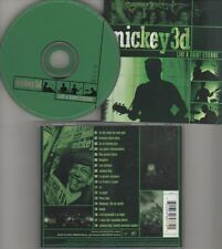Mickey 3D ‎– Live À Saint-Étienne CD Album 2004