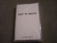 SEALED RARE AD PROMO Cut 'N' Move CASSETTE TAPE Get Serious DENMARK Take No Crap