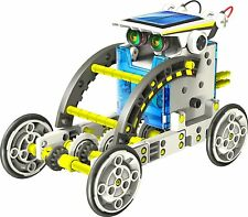 Solarbot 14 in 1 Solar Powered Educational Solar Robot Kit