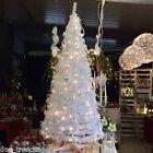 One Minute Tree künstlicher Weihnachtsbaum LED weiß oder grün 180 - 240 cm