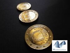 Malta Euro coins 10c, 20c and 50c of 2008 - directly from Malta