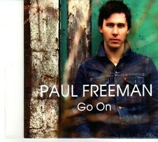 (DP901) Paul Freeman, Go On - 2012 DJ CD