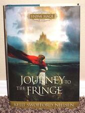 STONE MAGE WARS JOURNEY TO THE FRINGE by Kelli Nielsen 2012 1STED LDS MORMON HB