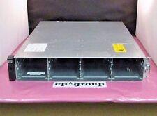 """AP843A - HP P2000 G3 2U12 6G 12x 3.5"""" SAS Bays Chassis w/ Midplane & 2x 573W PS"""