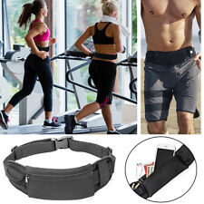 Waterproof Waist Fanny Pack Belt Bag Pouch Running Sports Hip Bum Zip Bag Wallet