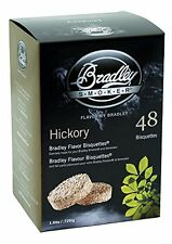Bradley Smoker Hickory Flavoured Bisquettes