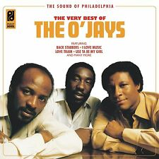 The O'Jays Very Best Of CD NEW SEALED Soul Love Train/Back Stabbers/I Love Music