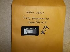 NEW Checksum 72EC Gang Programmer 27C256 444-475-2 *FREE SHIPPING*
