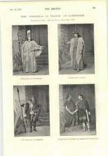 1894 Iphigenia In Tauris At Cambridge Frank Saker As Puck