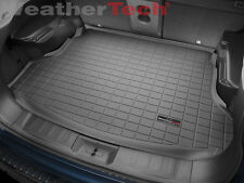 WeatherTech® Cargo Liner for Nissan Rogue w/o 3rd Row - 2014-2016 - Black