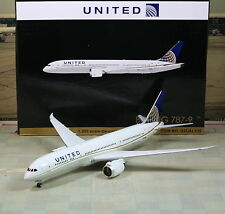 "Gemini Jets United (N38950) Boeing B787-9 ""Sold Out"" 1/200"