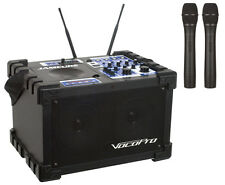 Vocopro - 100W Stereo All-In-One Mini PA/Entertainment System - JAMCUBE 2