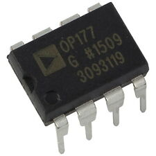 OP177GPZ Analog Devices Op-Amplifier 0,6MHz 0,3V/µs Ultraprecision OpAmp 856153