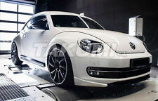 PAINTED HEADLIGHT BROWS EYELIDS EYEBROWS for VW the BEETLE 2011+